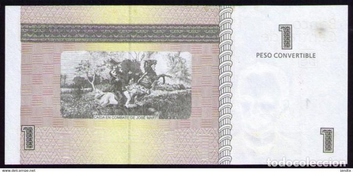 Billetes extranjeros: CUBA 2006 1 PESO CUC PLANCHA SECUENCIA SC-UNC PICK FX46A - Foto 4 - 244815915