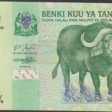Billetes extranjeros: BILLETES - TANZANIA - 500 SHILINGI (2003) - SERIE AF - PICK-35 (SC). Lote 244848200