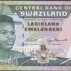 Billetes extranjeros: BILLETES SWAZILAND - 5 EMALANGENI (1995) SERIE AE 906498 - PICK-23 (SC). Lote 244904150