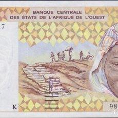 Billetes extranjeros: BILLETES - WEST AFRICAN STATES (SENEGAL) 1000 FRANCS 1998 - SERIE Nº 98054529530 - PICK-711KH (SC). Lote 245357540