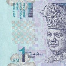 Billetes extranjeros: MALASIA 1 RINGGIT 1998. Lote 245898175
