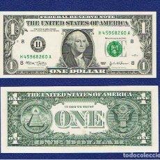 Billetes extranjeros: ESTADOS UNIDOS-USA : 1 DÓLAR 2003 ( H.ST.LUIS.MO. ) SC.UNC. PK. 515A. PREFIX A. Lote 270245508