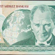 Billetes extranjeros: BILLETES - TURQUIA - 20 NEW LIRA 2005 - SERIE E74 - PICK-219 (SC). Lote 249542650