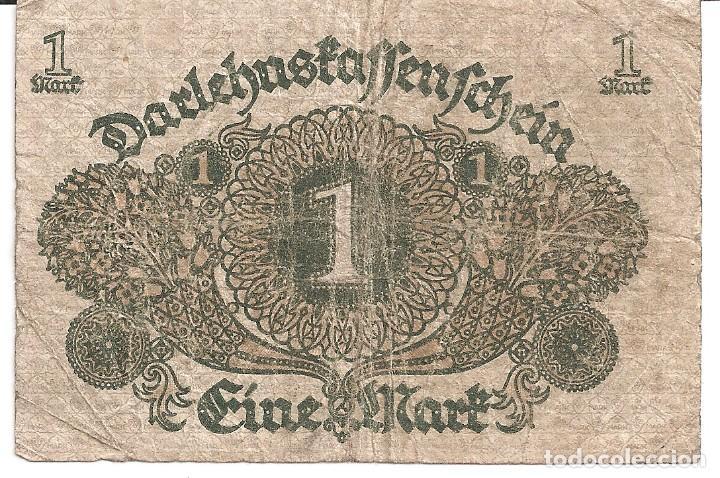 Billetes extranjeros: ALEMANIA 1 MARCO 1920 - Foto 2 - 253442130