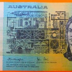 Billetes extranjeros: AUSTRALIA, 10 DÓLARES. (62). Lote 253557950