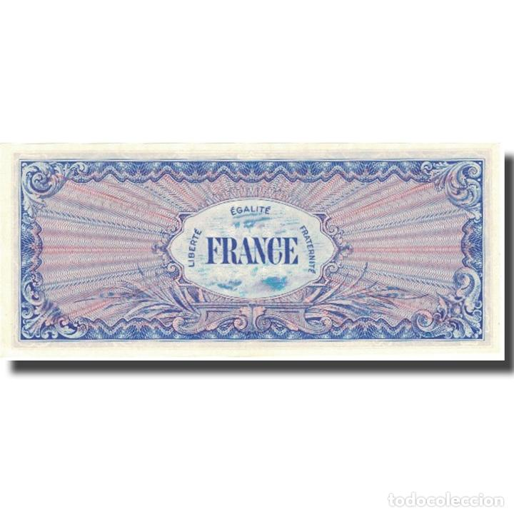 Billetes extranjeros: Francia, 100 Francs, 1945 Verso France, 1944, 1944, SC+, Fayette:VF25.1, KM:123b - Foto 2 - 253561330