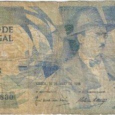 Billetes extranjeros: PORTUGAL 100 ESCUDOS 26-5-1988 PK 179E 1. Lote 254030525