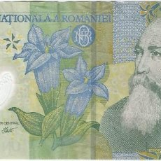 Billetes extranjeros: RUMANÍA 1 LEU 2006 PK 177B POLIMERO. Lote 254059635