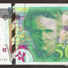 Billetes extranjeros: FRANCIA. 500 FRANCS 1994. PICK 160 A. S/C. Lote 254793735
