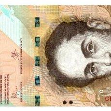 Billetes extranjeros: BILLETE DE VENEZUELA DE 1000 BOLIVARES EN PERFECTO ESTADO. Lote 259056925
