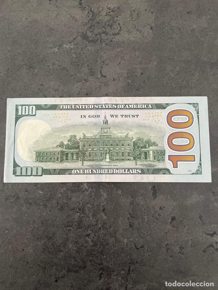 Billetes extranjeros: Billete 100 Dólares 2013 - Foto 2 - 261101710