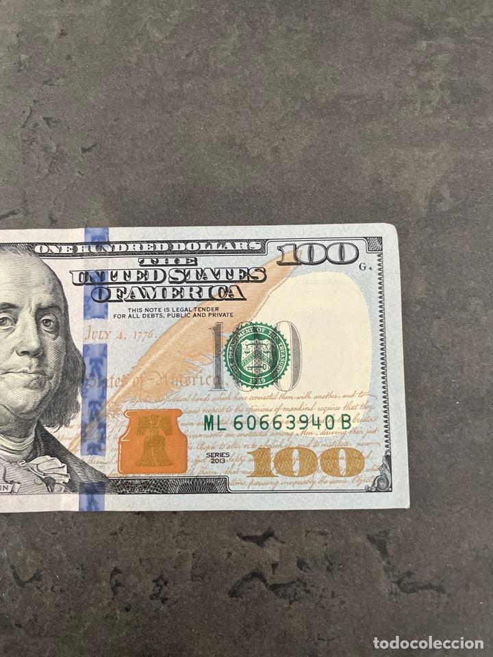 Billetes extranjeros: Billete 100 Dólares 2013 - Foto 3 - 261101710