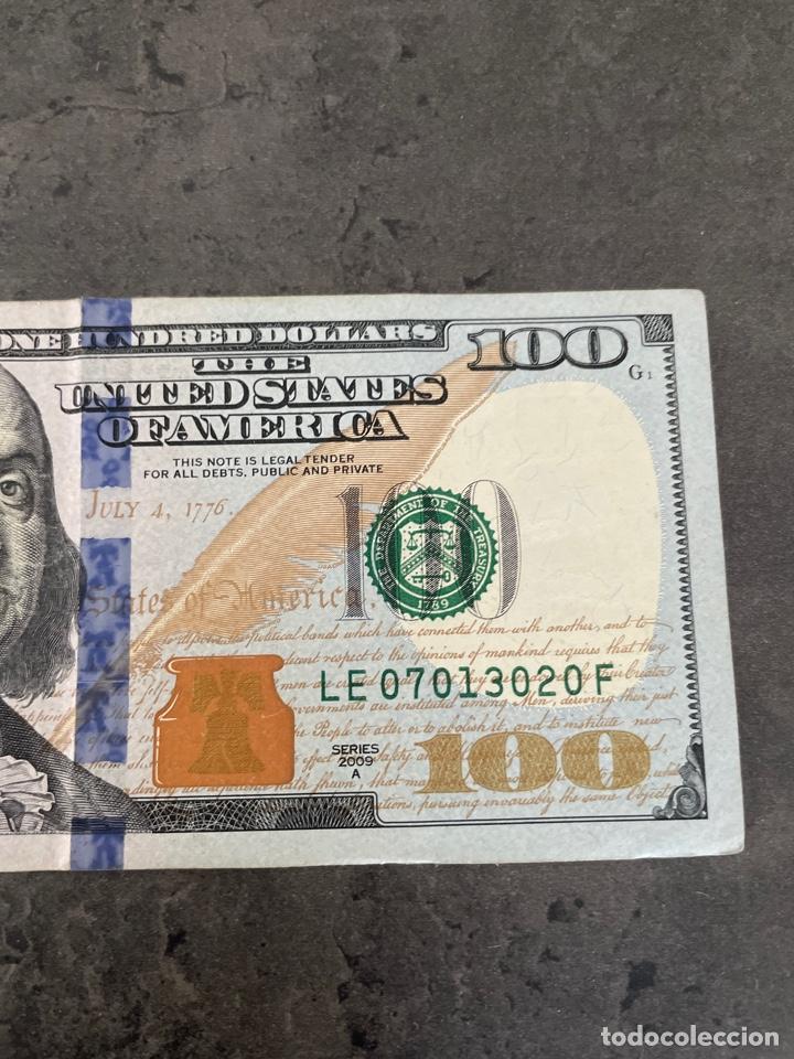 Billetes extranjeros: Billete 100 Dólares 2009 - Foto 3 - 261102290