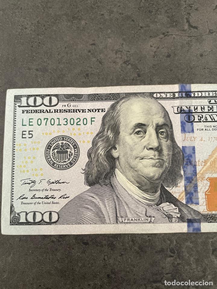 Billetes extranjeros: Billete 100 Dólares 2009 - Foto 4 - 261102290