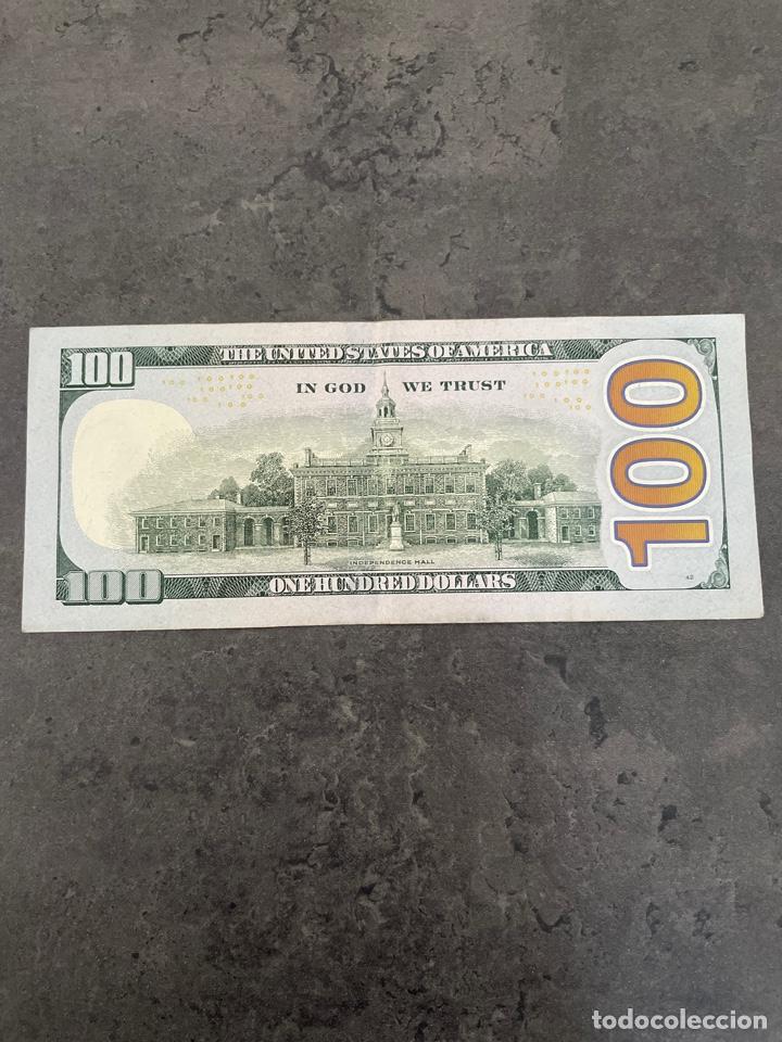Billetes extranjeros: Billete 100 Dólares 2009 - Foto 2 - 261102890