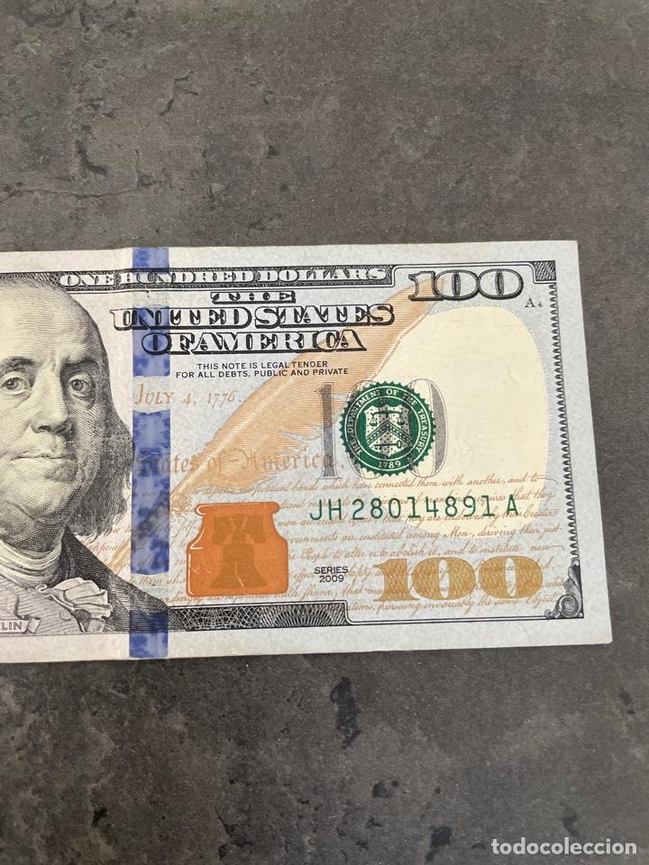 Billetes extranjeros: Billete 100 Dólares 2009 - Foto 3 - 261102890