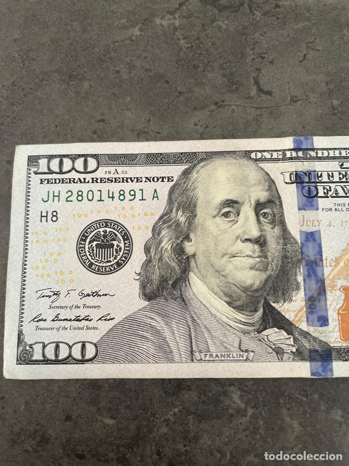 Billetes extranjeros: Billete 100 Dólares 2009 - Foto 4 - 261102890