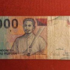 Billetes extranjeros: 1.000 RUPIAH, INDONESIA. 2000/2001. (PICK.141B).. Lote 261849175