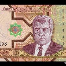 Banconote internazionali: TURKMENISTAN 500 MANAT 2005 PICK 19 SC UNC. Lote 293332528