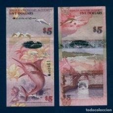 Banconote internazionali: BERMUDA : 5 DÓLARES 2009.SC.UNC. PK.58. Lote 265570919