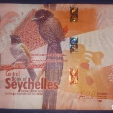 Billetes extranjeros: SEYCHELLES 100 RUPEES 2016 BD283321. Lote 269159093