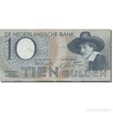 Billetes extranjeros: [#280615] BILLETE, 10 GULDEN, PAÍSES BAJOS, 1943-02-04, KM:59, MBC. Lote 269164243