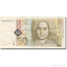 Billetes extranjeros: [#607214] BILLETE, 50 DEUTSCHE MARK, 1996, ALEMANIA - REPÚBLICA FEDERAL, 1996-01-02. Lote 269176348