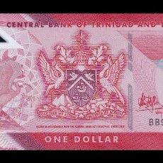 Banconote internazionali: TRINIDAD & TOBAGO 1 DOLLAR 2020 (2021) PICK NUEVO POLÍMERO SC UNC. Lote 269586028