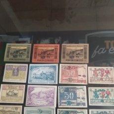 Billetes extranjeros: LOTE BILLETE IMPERIO AUSTRIACOS AÑOS 1920. Lote 270594608
