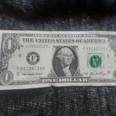Billetes extranjeros: ESTADOS UNIDOS. DOLLAR 2006. Lote 270639148