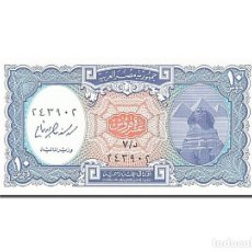 Billetes extranjeros: [#263067] BILLETE, 10 PIASTRES, 1998-1999, EGIPTO, KM:189B, UNDATED, UNC. Lote 271620693