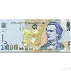 Billetes extranjeros: [#262967] BILLETE, 1000 LEI, 1996-2000, RUMANÍA, KM:106, 1998, UNC. Lote 271620768