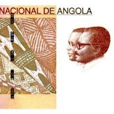 Billetes extranjeros: BILLETE DE ANGOLA DE 10 KWANZAS EN PERFECTO ESTADO. Lote 277420713