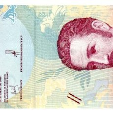Billetes extranjeros: BILLETE DE VENEZUELA DE 5 BOLIVARES EN PERFECTO ESTADO. Lote 277422793