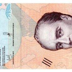 Billetes extranjeros: BILLETE DE VENEZUELA DE 10 BOLIVARES EN PERFECTO ESTADO. Lote 277422943