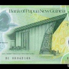 Billetes extranjeros: PAPÚA NUEVA GUINEA 2 KINA 2008 PICK 28B SC UNC. Lote 278351033
