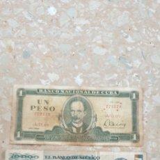 Billetes extranjeros: LOTE 3 BILLETES. OFERTA. Lote 288349323