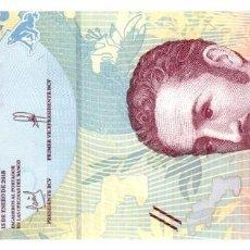 Billetes extranjeros: BILLETE DE VENEZUELA DE 5 BOLIVARES EN PERFECTO ESTADO. Lote 288650693