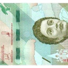 Billetes extranjeros: BILLETE DE VENEZUELA DE 2 BOLIVARES EN PERFECTO ESTADO. Lote 288650793