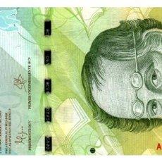 Billetes extranjeros: BILLETE DE VENEZUELA DE 50 BOLIVARES EN PERFECTO ESTADO. Lote 288650878