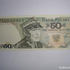 Billetes extranjeros: BILLETE DE POLONIA. Lote 293613568