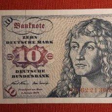 Billetes extranjeros: 10 MARCOS, ALEMANIA. 1970. (PICK.31A).. Lote 295345743