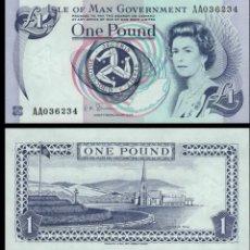 Billetes extranjeros: BILLETE MAN ORIGINAL % TODO LOS BILLETES DE MUNDO DE CURSO LEGAL O FUERON. Lote 295381558