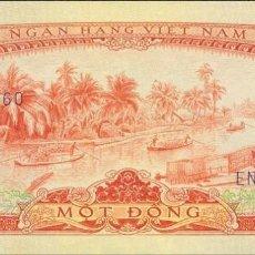 Notas Internacionais: VIETNAM SUR 1 DONG 1975 PICK 40A S/C UNC. Lote 295482593