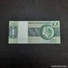 Billetes extranjeros: BILLETE DE UN CRUZEIRO DE BRASIL.SIN CIRCULAR! ORIGINAL%. Lote 295853658
