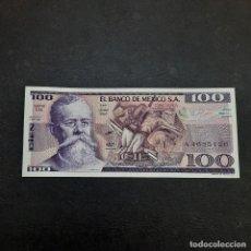 Billetes extranjeros: BILLETE DE 100 PESOS DE MEXICO DEL AÑO 1981. S/C. ORIGINAL%. Lote 295863023