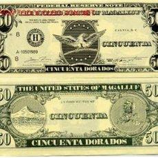 Billetes locales: BILLETE DE CURSO PRIVADO DE MAGALLUF (MALLORCA). Lote 29681447