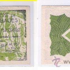 Billetes locales: L302-BILLETE LOCAL. RUIDOR DE BAGES. PESETA. 1937. ESCASO. EBC+. Lote 29060960