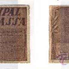 Billetes locales: L361-BILLETE LOCAL. TERRASSA. PESETA. 1937. MBC-. Lote 29069535