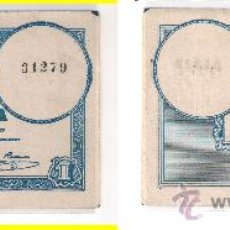 Billetes locales: L364-BILLETE LOCAL. TORELLÓ. PESETA. 1937. MBC.. Lote 29069810